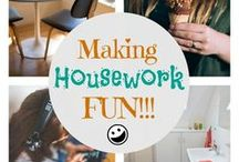 Housekeeping / Keeping Things Clean: Tips, Recipes and Spring Cleaning for the Home. Empty nest home.