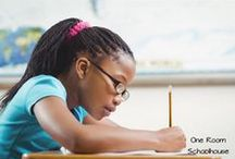 Writing Resources / writing lesson plans, writing activities, writing centers, writing workstations