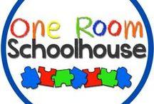 One Room Schoolhouse / One Room Schoolhouse blog, multi-grade class, special education, sped, special education resources, elementary special education, teacher