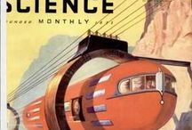 Science Fiction Magazines