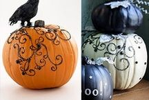 DIY HOLIDAY: Halloween Pumpkins Galore / by Crafty Lady Abby