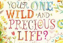 Words of Wisdom / by Jenna Dimino