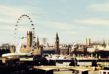 London Calling / by Claire Nelson