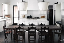 Kitchens / by Kathy Donnelly