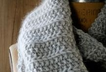 Knittin & Crochein Korner / by Josclin Kelly