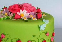 Creative Birthday Cakes / Amazing breathtaking cakes, just wow! Where the creative pastry chefs take the imagination from?