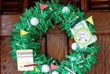 Wonderful Wreaths / These wreaths are absolutely amazing, the good thing is you can always change the colour or the theme! And you can DIY