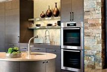 Lovely Kitchens... / by Line Doiron