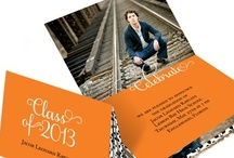 Graduation Invitations & Cards / Right after setting the date, invitations are next on your party planning check list.