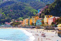 Travel - Italy / Milano / Milan / Venezia / Venice / Firenze / Florence / Cinque Terre / Monterosso al Mare / Vernazza / Corniglia / Manarola / Riomaggiore / Roma / Rome / Verona / Costiera Amalfitana / Amalfi Coast / Lago di Como / Lake Como / Lago di Garda / Lake Garda  / by Sini Pankka