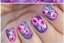 Nail  & Hair Creations / Looking pretty is an art, but so satisfying. See How. / by InfoEbooksOnline Publishing and Home Business