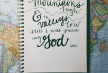 Quotes/Bible Verses / by Andrea Coven