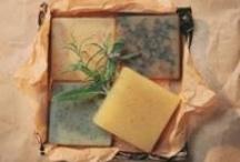 Homemade Soap / by Kylira Moon
