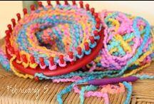 Loom Crafts / by Josclin Kelly