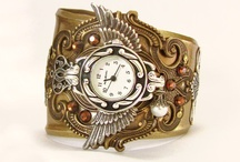 Steampunk Jewelry / by Sarah Ithipathachai