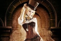 Steampunk!! / by April Christine