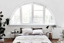 Bedroom dreams / Bedroom inspiration and design