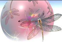 Dragonflies / by Lisa Sipko Soudas