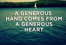 Where it begins....from the heart / Charities, non-profits / by Karen Hamilton