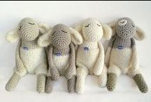 Crocheted Awesomeness / Crochet inspiration with the occasional pattern thrown in to the mix. / by Vicki Walsworth Byerley
