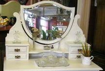 Dressers, vanities, armoires... / by Lynn Mair