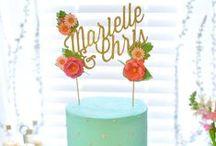 **WEDDING CAKES**