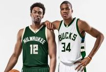 Milwaukee Bucks New Logos and Uniforms / The Milwaukee Bucks unveiled a new visual identity for the franchise at a special event at the BMO Harris Bradley Center. On June 6, we unveiled our new home and away jerseys in front of thousands of fans. #OwnTheFuture   See the new uniforms in detail here http://www.nba.com/bucks/uniforms  / by Milwaukee Bucks