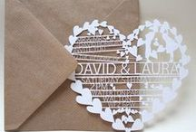 **WEDDING STATIONERY**