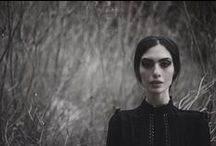 Inspiration Board - Gothic/Dark Mysterious Themed Photoshoot