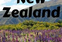 New Zealand ✈️