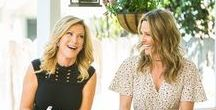 """Kym co host with Jill Wagner March 30, 2017 / Actress Jill Wagner guest hosts; a DIY confetti bowl; singer Erin Bowman perfoms; """"Top Chef"""" runner-up Shirley Chung cooks; floral designer Amy Marella has springtime blooms; chef Damaris Phillips (""""Southern at Heart"""") cooks a dish; Jacob Tomsky (""""Heads in Beds"""") has tips for getting the most out of your hotel stay; Paige has DIY decorative gift bags; the best places to donate clothes; the history of wedding rice."""