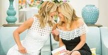 """Kym Douglas cohosts with Debbie July 31, 2017 / Actress Kellie Martin and creator Greg Garcia (""""The Guest Book""""); actor Austin Basis (""""Casual""""); """"Cupcake Wars"""" winner, Lindsay Ann, bakes a strawberry milkshake crispy cake; floral designer Jackie Dumouchel Combs shows us beautiful summer flower arrangements; travel expert Francesca Page has tips for booking holiday travel now."""