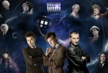 Doctor Who / Misc Doctor Who Stuff / by Tim Lewis