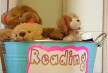 Literacy: Kinder Reading/Comprehension