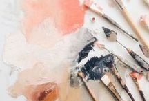 Art / Art I Love / by Tere Dixon