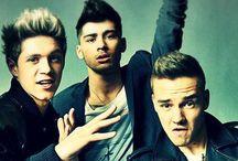 One Direction / Liam Payne, Niall Horan, Louis Tomlinson, Harry Styles, Zayn Malik ♥ / by Kailyn Tauber