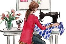 Inslee Haynes Illustrations/Art / by Nessa Untalan