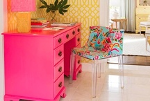 Paint Love / I love painting ugly furniture with bright colors! / by Debra Kay