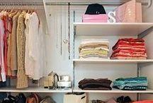 Closet Organization / by Jill Schindel