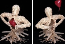 balloon art / Making figurines with long inflated balloons is actually considered an art nowadays. / by Ilda Martins