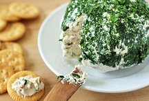 Cheese Ball Recipes / by Kathy Sheffer