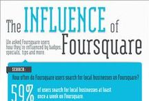 What is Foursquare? / by Queen Bee Media