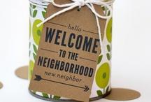 Holiday Neighbor Gifts