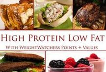 Weight Watchers Recipes / by Linda Starnes