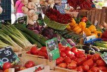 FOOD - FRUITS & VEGGIES / Nothing like fresh fruits and vegatables