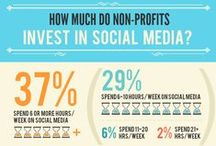 Social Media & Non-Profits / by Queen Bee Media