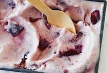 FOOD - IcE CrEaM / We all scream for ice cream - and all the other frozen delights....