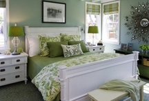 Bedroom Ideas / Making the bedroom a cozy, pretty place! / by Katie Zientek