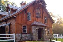 Restored Barns
