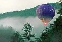 Fly Away....... / Around the World in a Hot Air Baloon